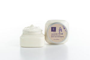 luxurious natural body care